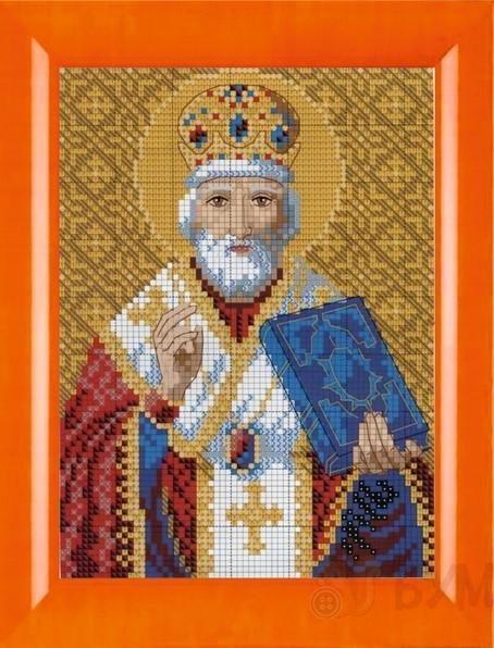 N-269 Икона Святого Николая Чудотворца - Милато