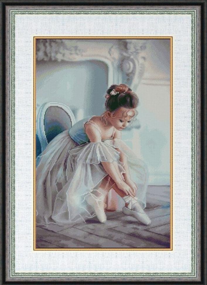 133 Балерина