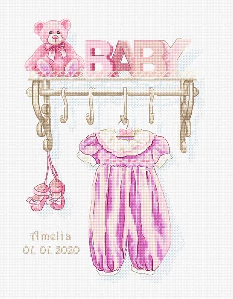 B1175 Рождение девочки (Luca-S)