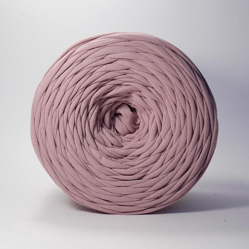Пряжа Лента Цвет.Пыльная