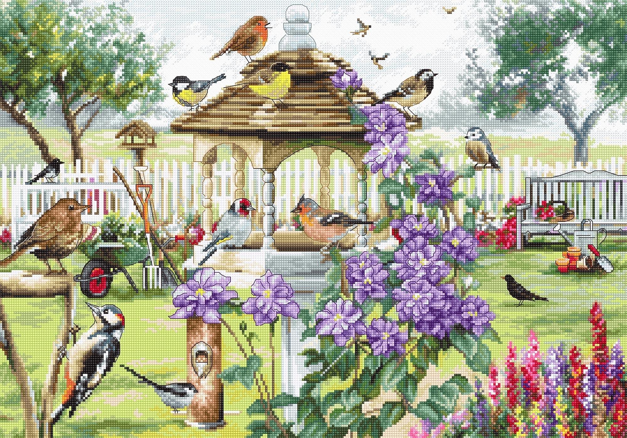 944 - Стол для птиц