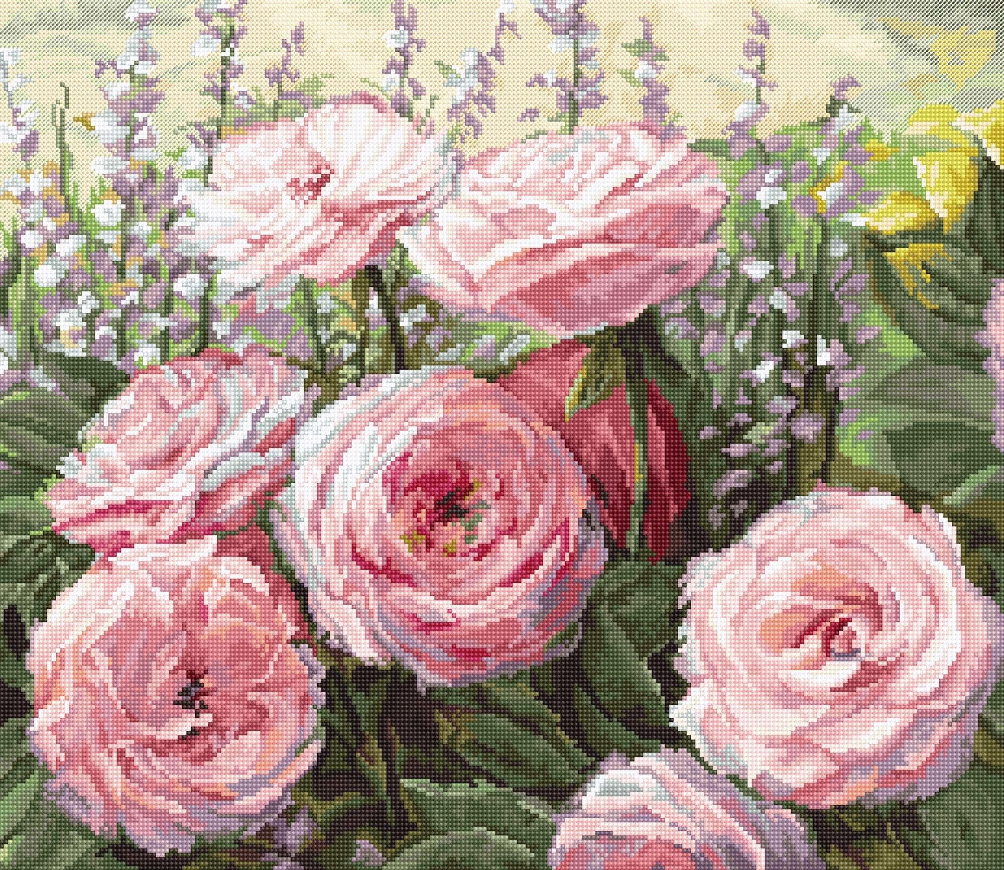 952 - Летнее цветение