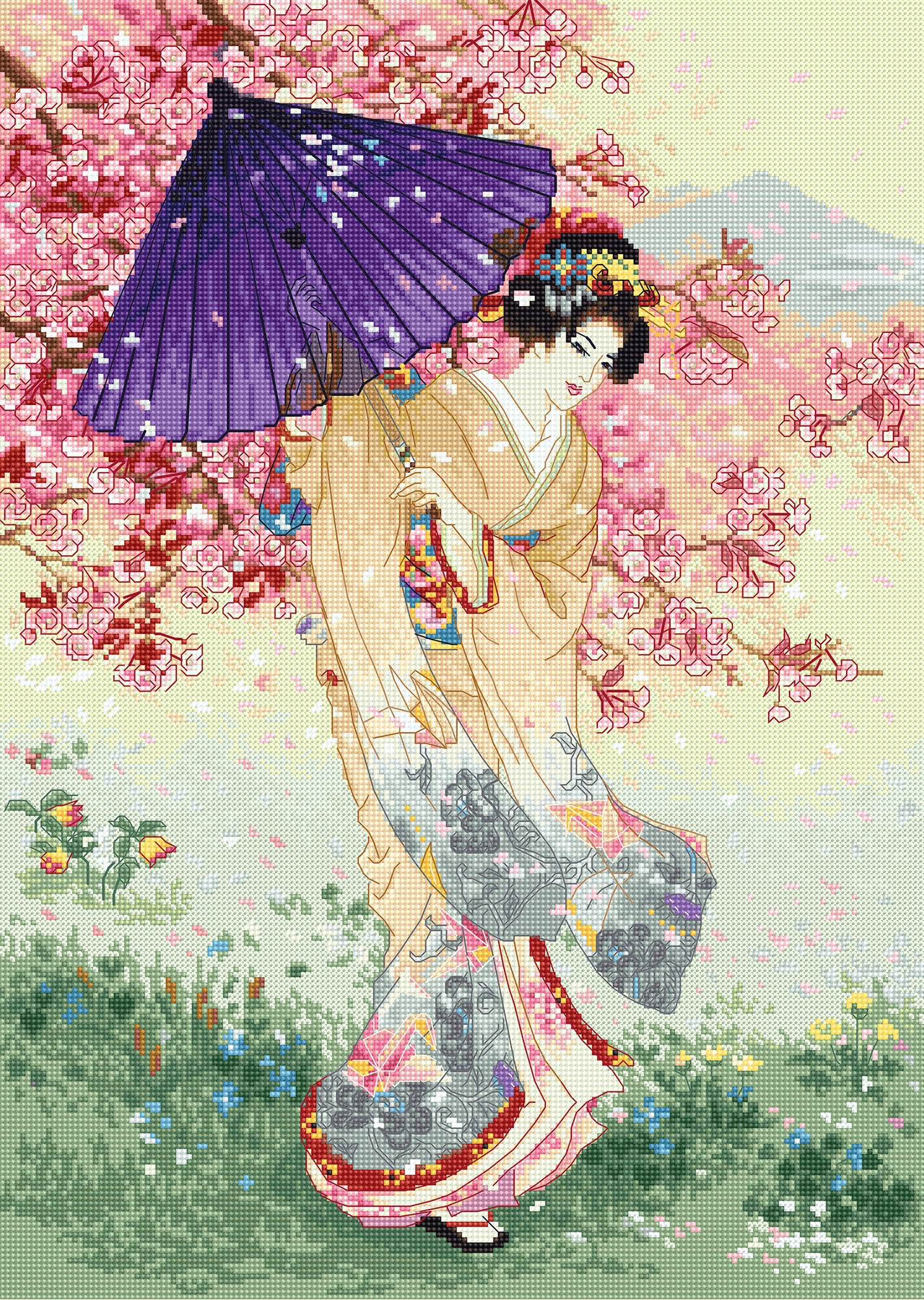 953- Сакура мечты