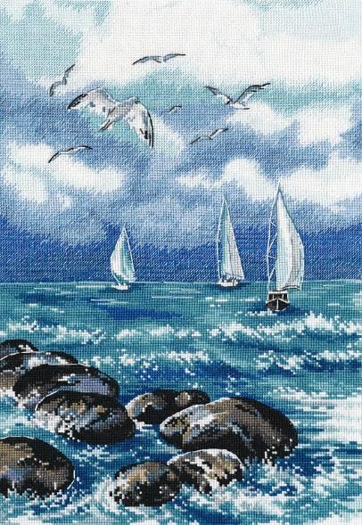 1308 О море. море! (Овен)