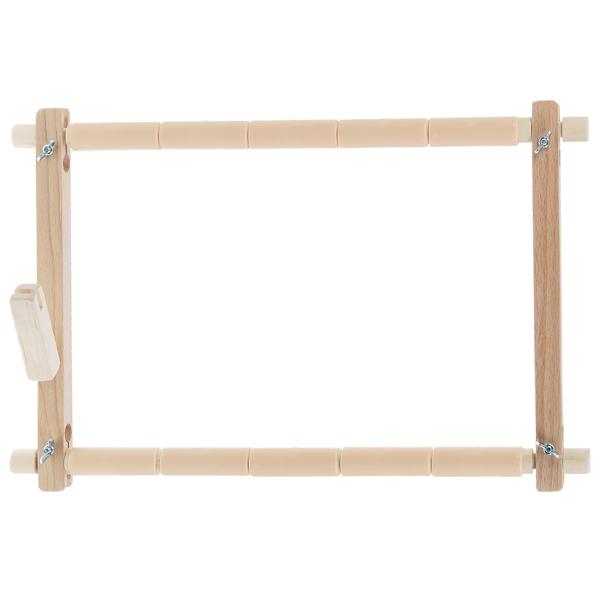 3830BOS Пяльцы-рамка с пласт. зажимами
