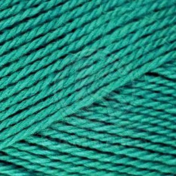 Пряжа Камтекс Аргентинская шерсть 100 г Цвет.84 Св.изумруд