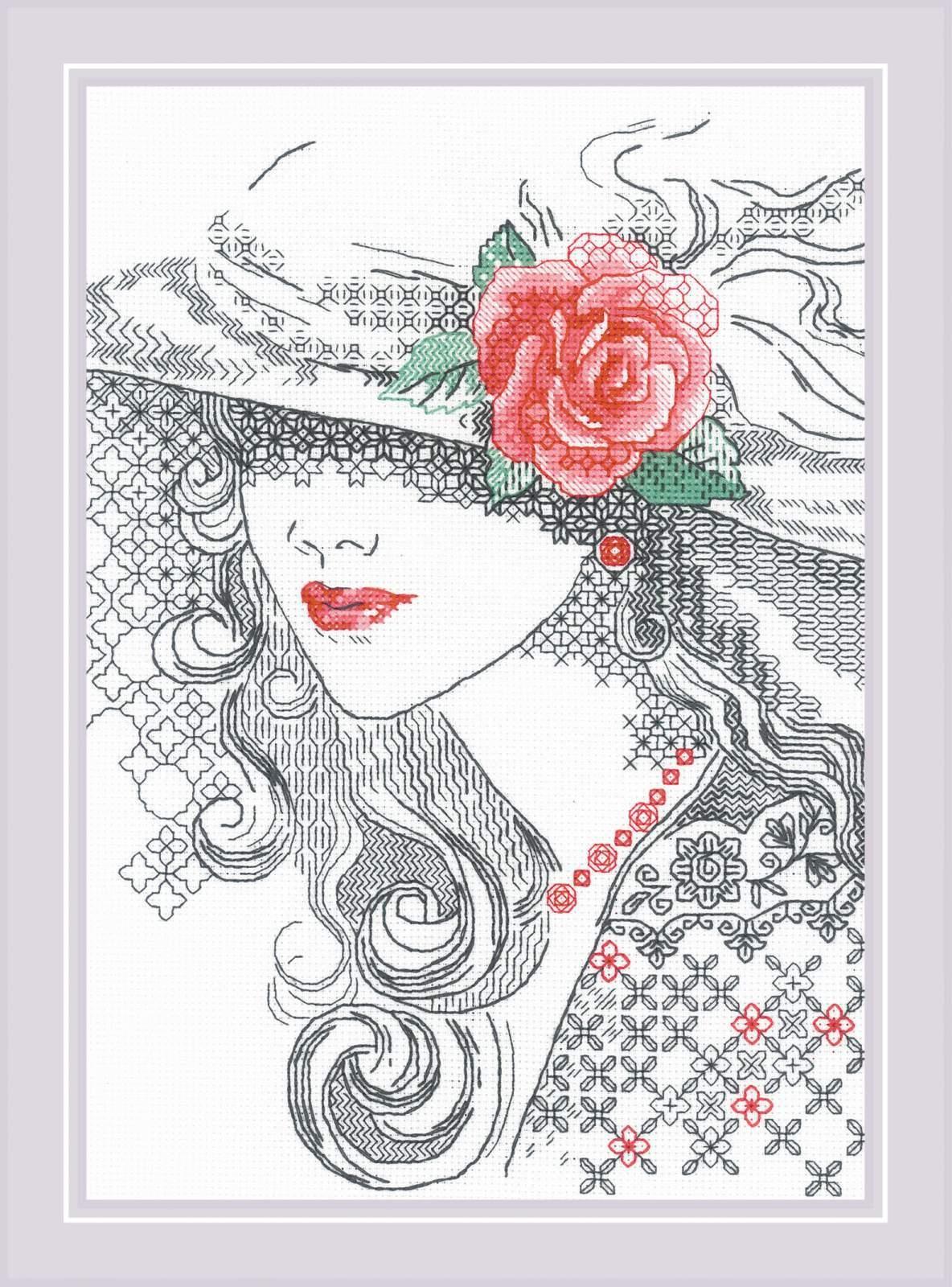 """1887 """"Таинственная Роза"""""""