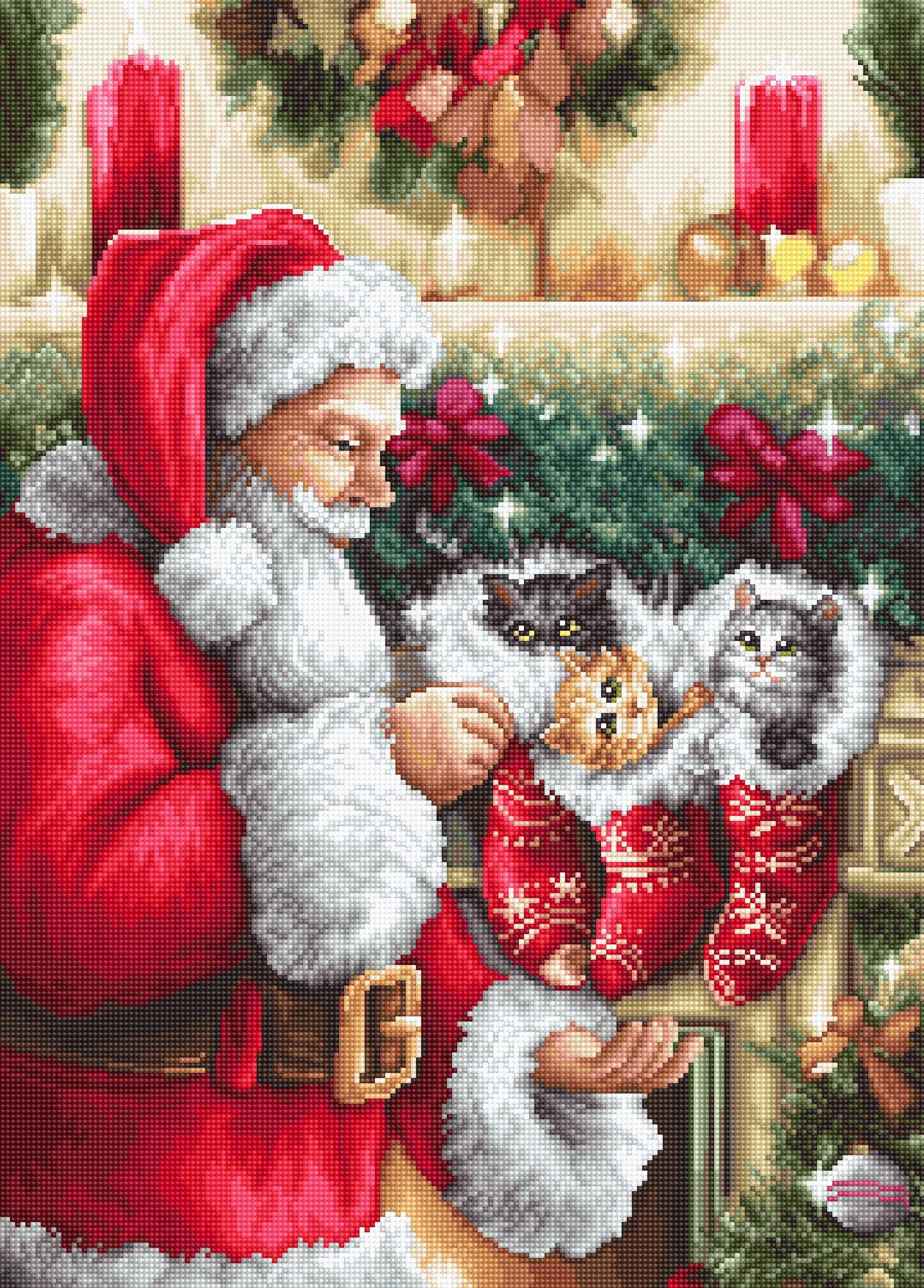 B602 Дед Мороз (Luca-S)