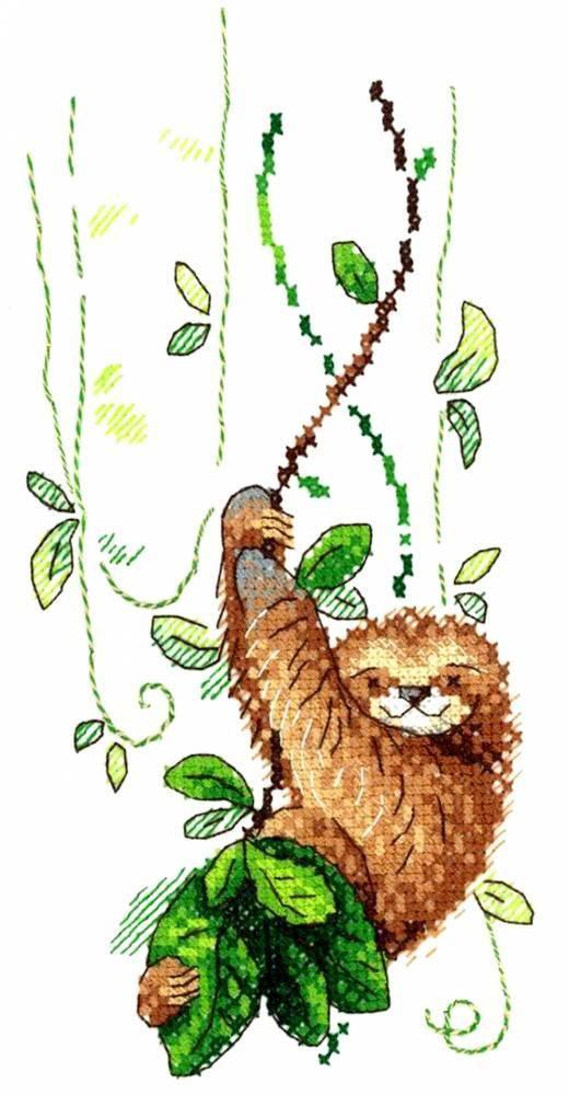 В-538 Задорный ленивец (МП Студия)