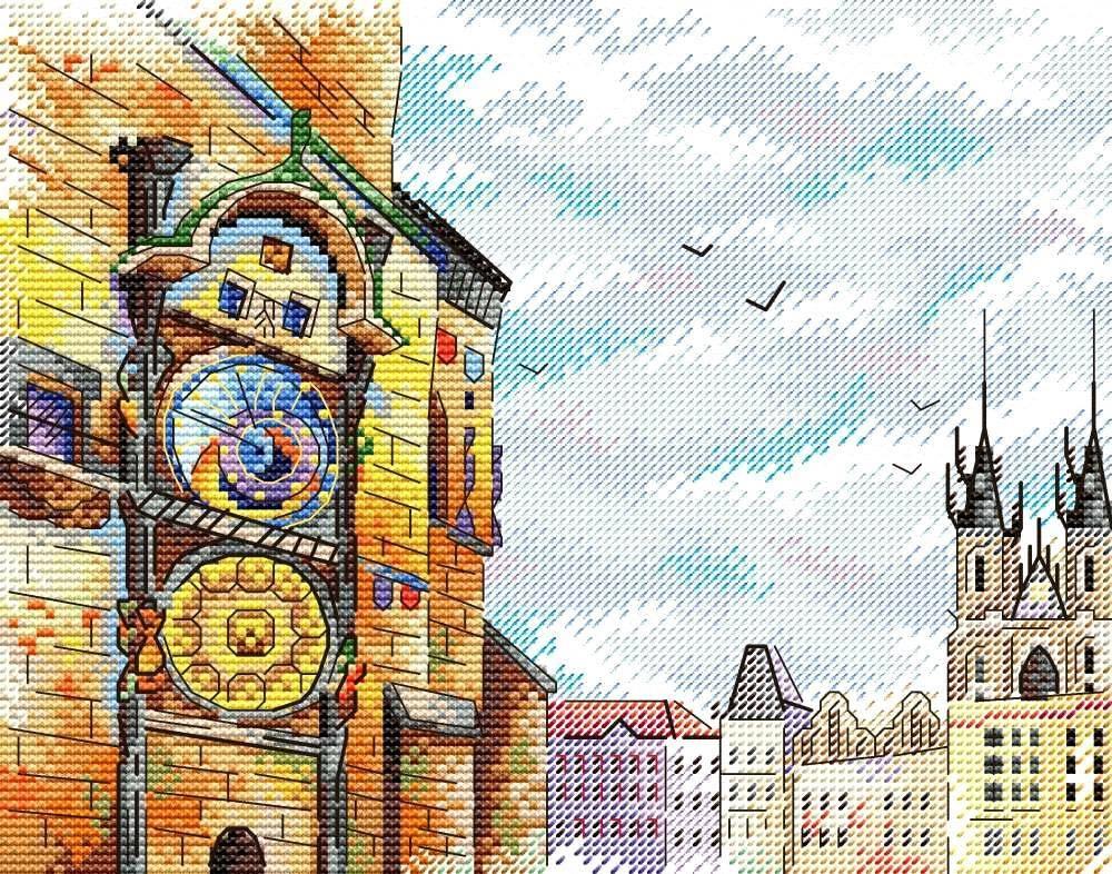 М-521 История Чехии (МП Студия)