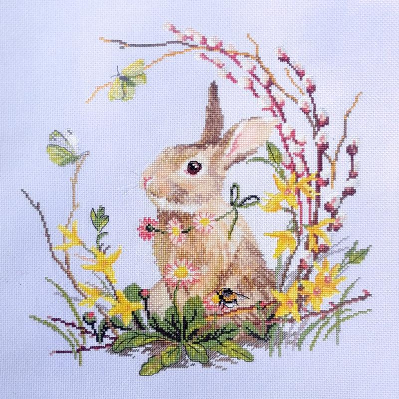 03.016.19 Весенний кролик (МИ)