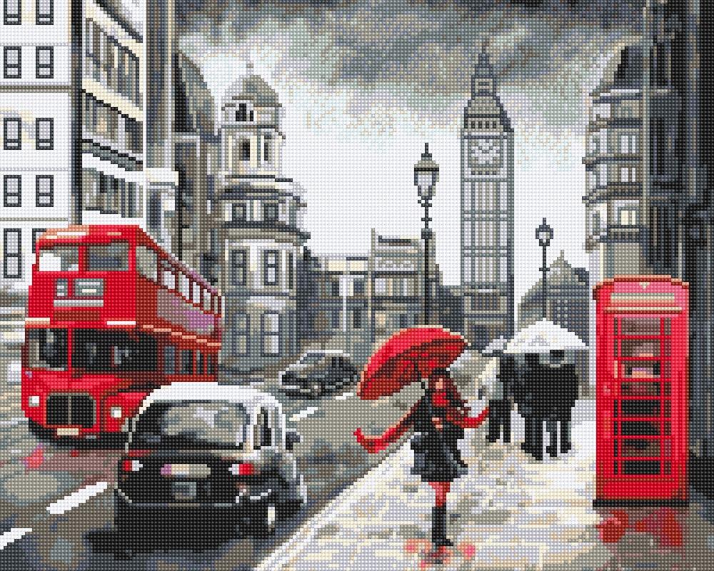 "ALVK-09 ""Улица дождливого Лондона"""