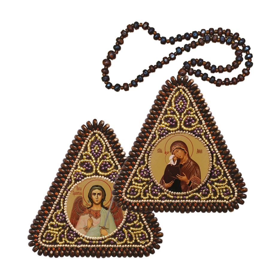 ТР1205 Прав. Анна, мать Пресвятой Богородицы и Ангел Хранитель