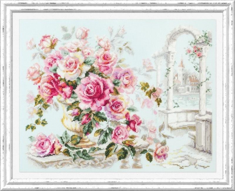 110-011 Розы для герцогини