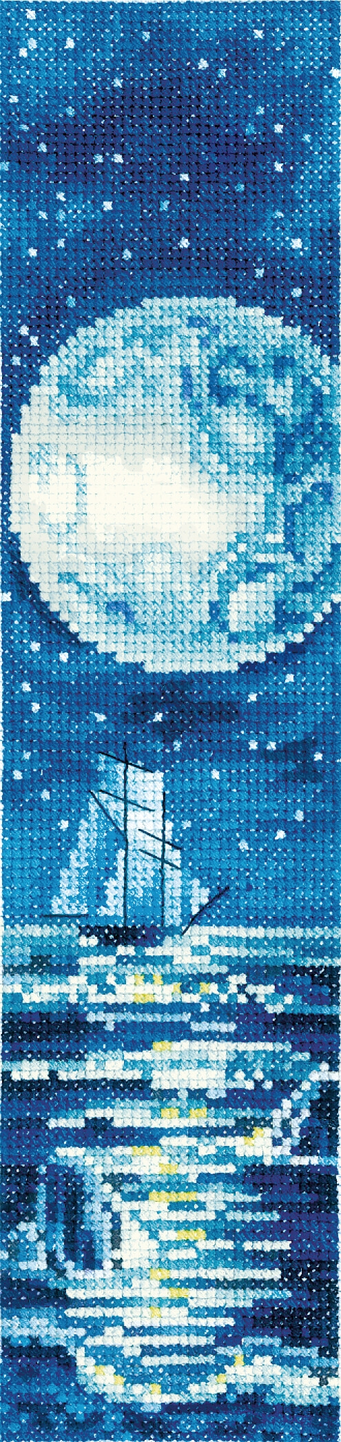 З-56 Закладки. Голубая луна
