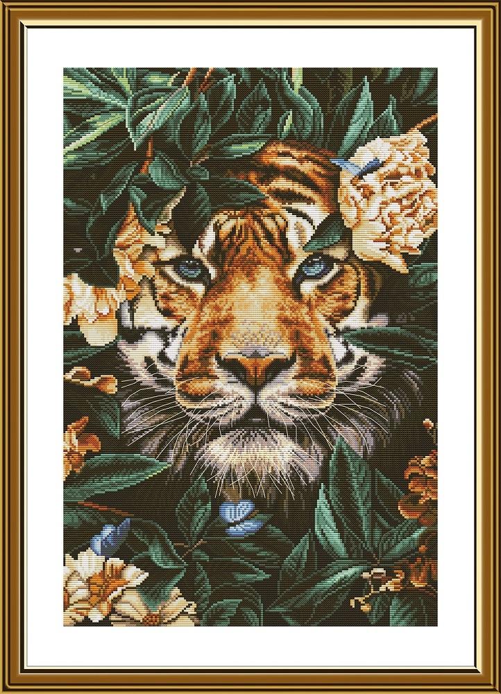 РЕ3513 Рай диких джунглей
