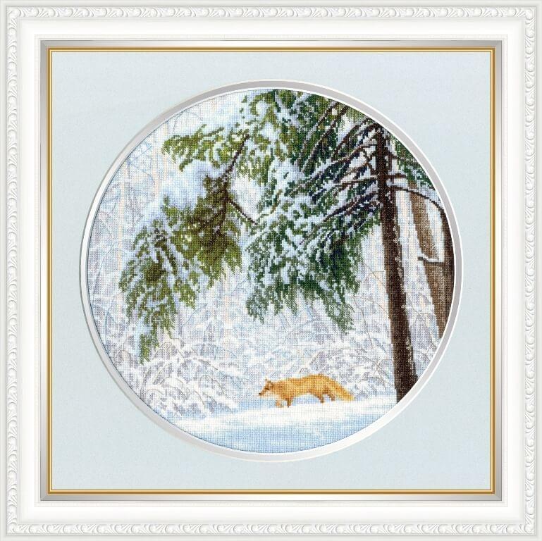 ВМ-036 Зимний лес