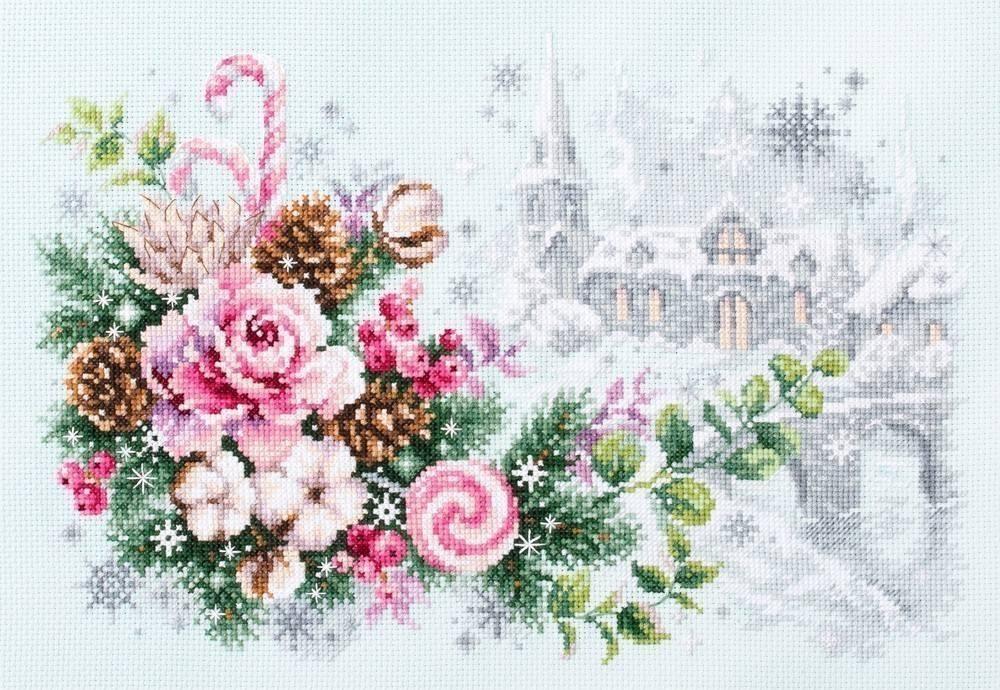 100-244 Рождественское настроение
