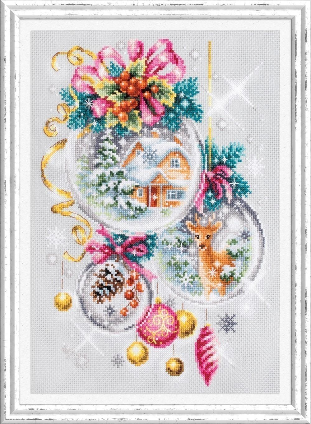 100-247 Рождественская сказка