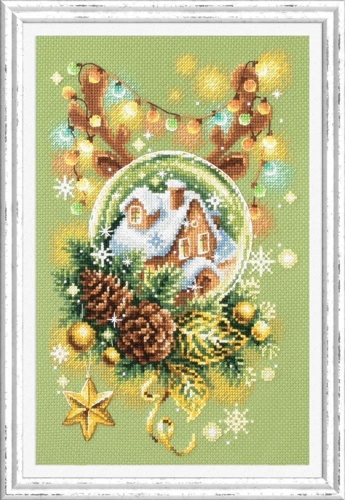 100-245 Светлое рождество