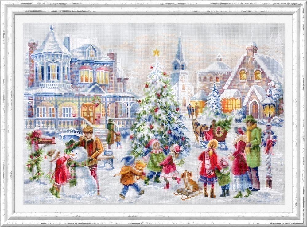 100-250 Накануне Рождества
