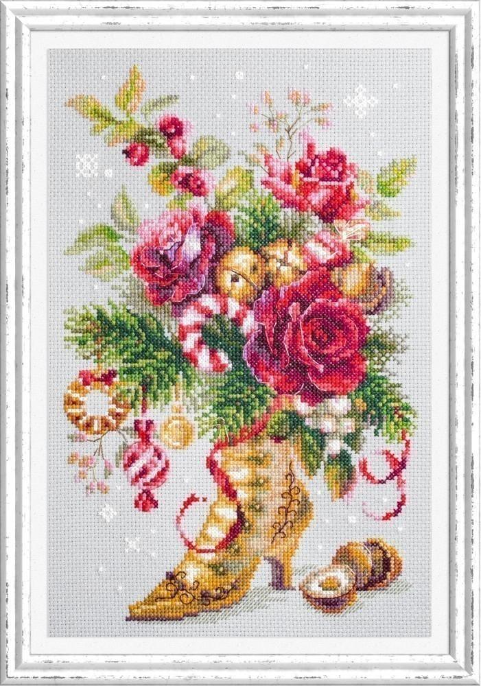 100-270 Рождественский сюрприз