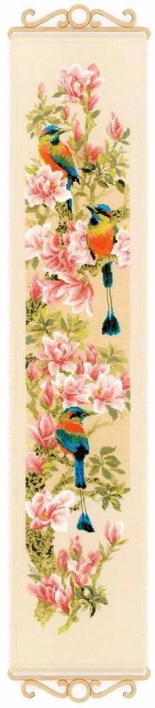 1905 Тропические птички