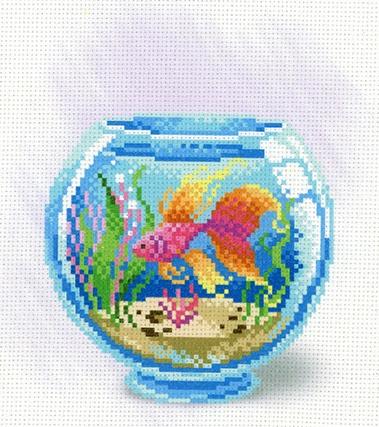 СК-104 Взгляд золотой рыбки (МП Студия)