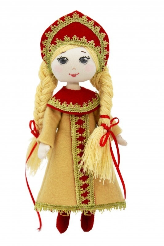 ДЦ-1003 Аленушка - игрушка (Перловка)