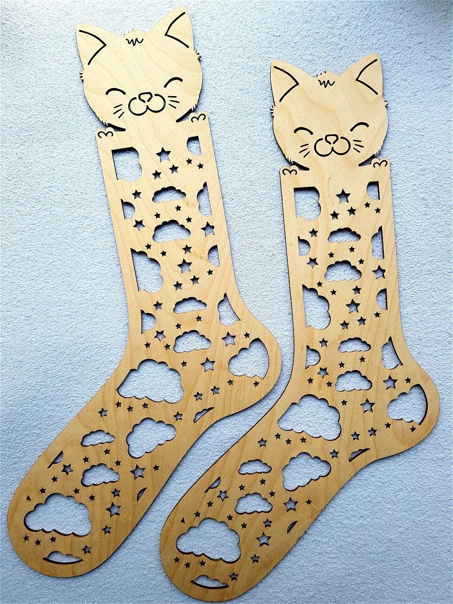 Блокаторы для носков 42-43 размер