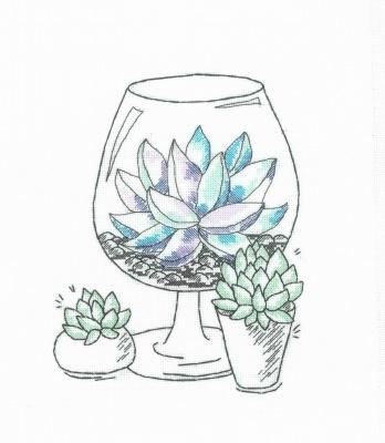 ММ-002 Каменный цветок