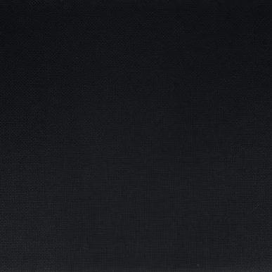 Канва К18 Аида черный шир 50*75 см18ct 70/10 кл.