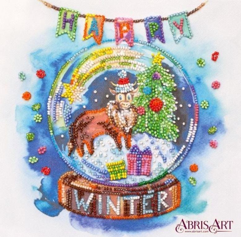 АМВ-075 Счастливая зима