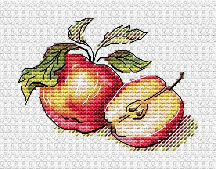 М-596 Сочные яблочки (МП Студия)