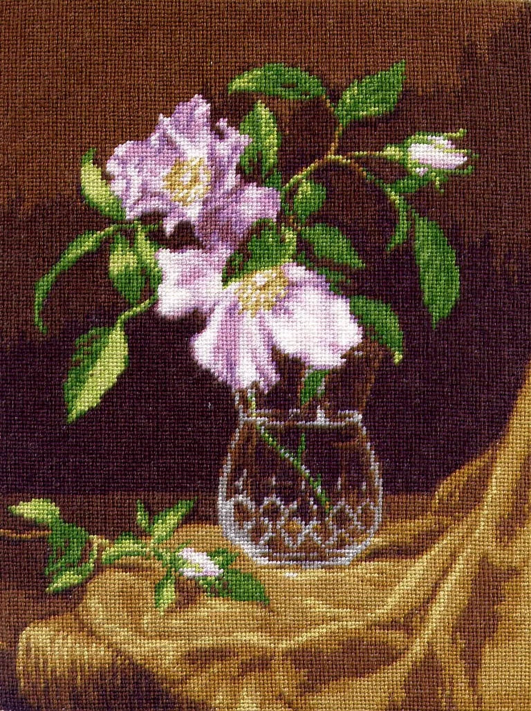 0712 Natura cu flori de maces