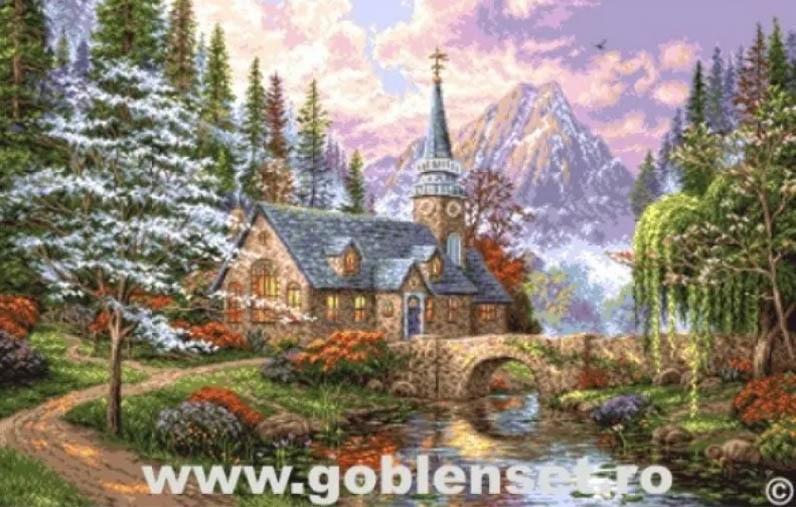 1023 Capela in munti