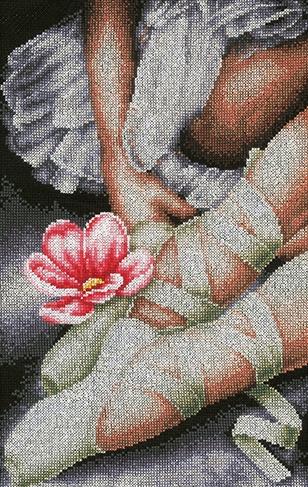 PN-0157513 My little ballerina shoes (Lanarte)