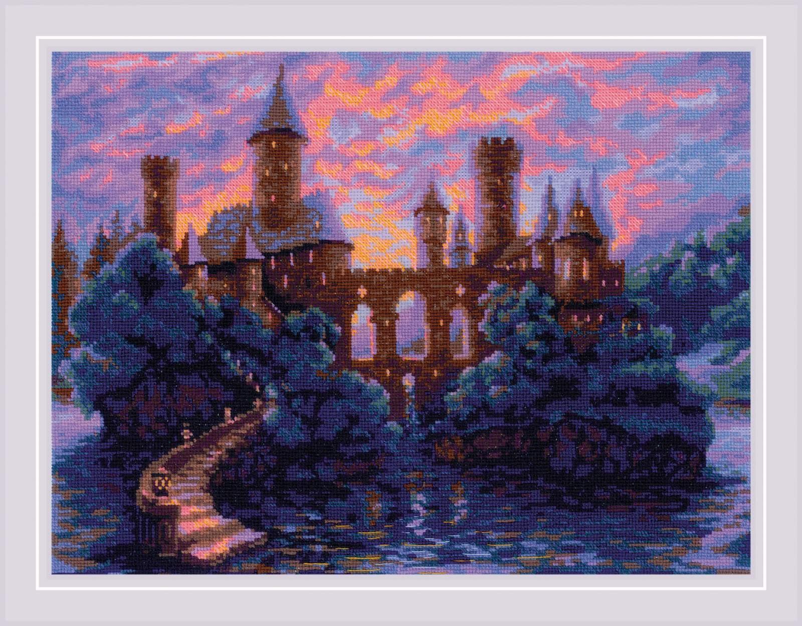 1909 Таинственный замок