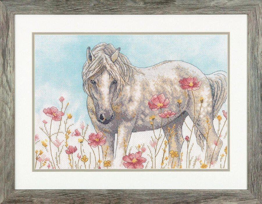35396-DMS Дикая лошадь