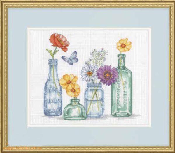 35397-DMS Полевые цветы