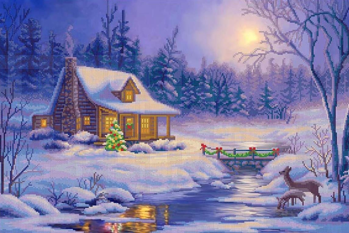 ММДП-006 Рождественский домик