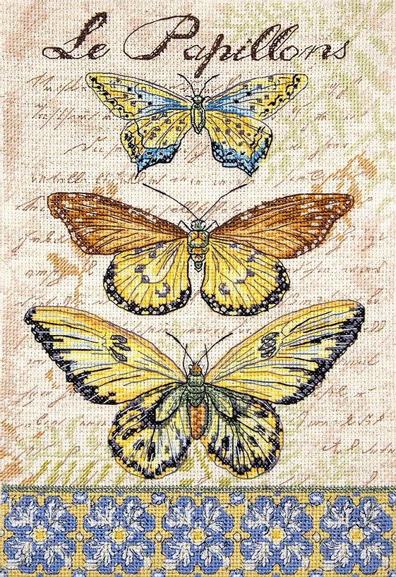 975 - Винтажные крылышки