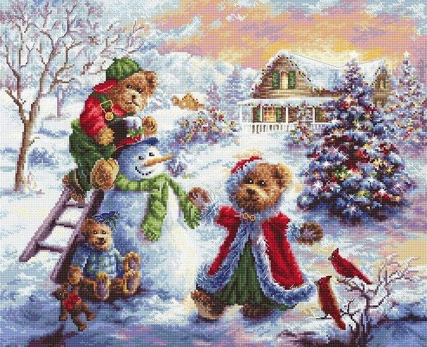 970 - Рождественское веселье