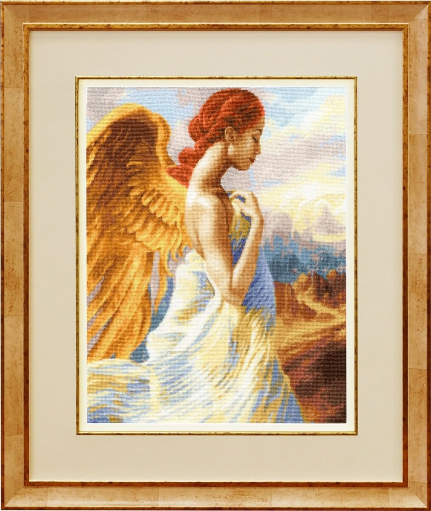 ЧМ-078 Прекрасный ангел