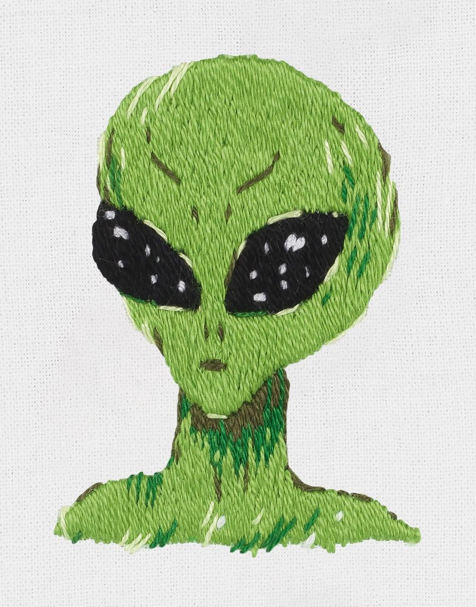 JK-2202 Инопланетянин
