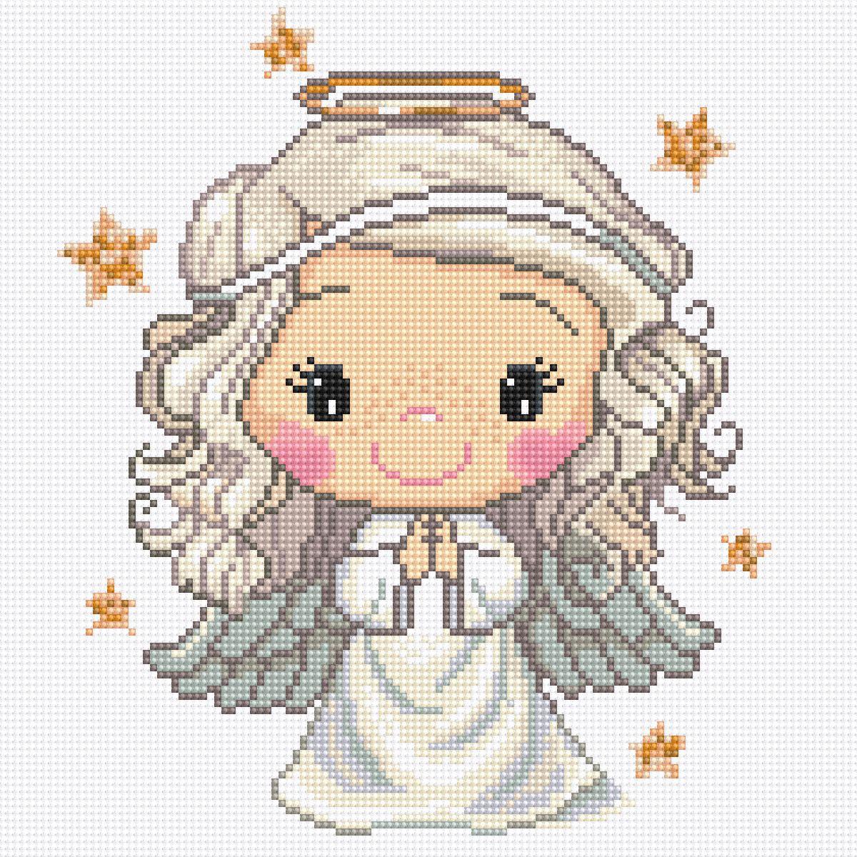 ALVK-82 Маленький ангелочек