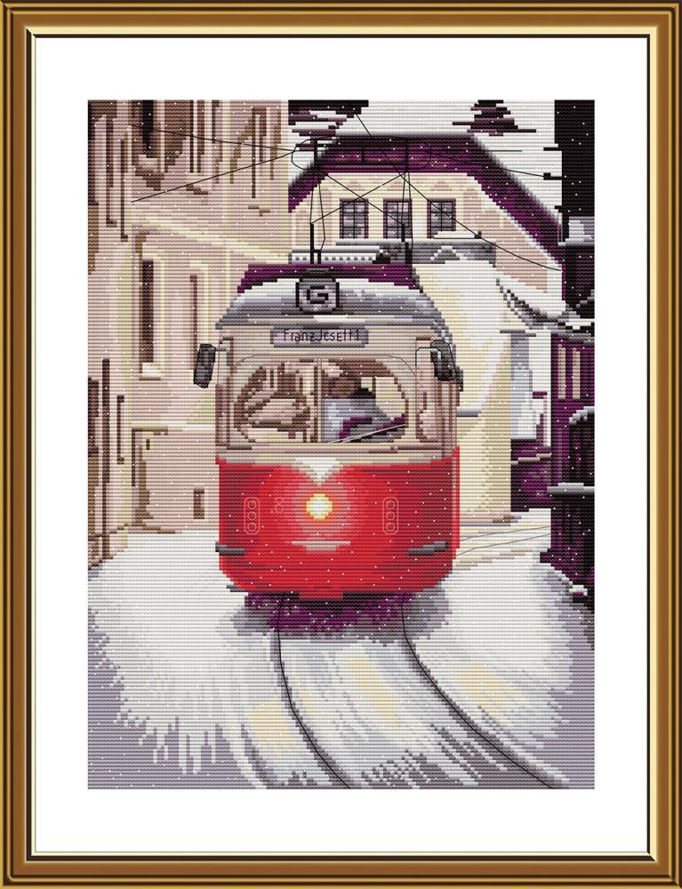НВ 3104 Трамвай Желание