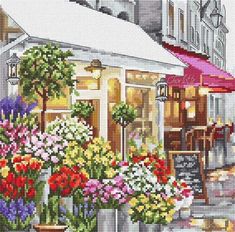 986 - Цветочный магазин