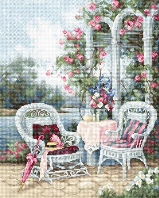 B2378 Викторианские воспоминания (Luca-S)