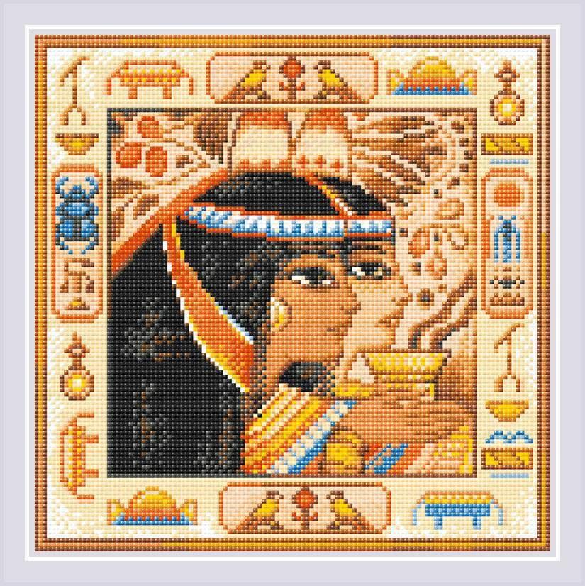 Алмазная вышивка АМ0057 Египет
